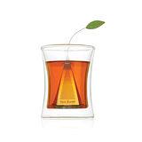 【Tea Forte】金字塔型茶包金屬濾茶器 Pyramid Icon Loose Tea Infuser