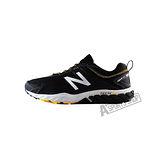 NEW BALANCE (男) 紐巴倫 越野跑鞋 運動鞋 黑-MT610LB5