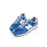 New Balance(男)復古慢跑鞋-藍-MRL996KC