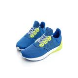 adidas(男)慢跑鞋-藍-AF6424