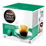 雀巢 義式濃縮濃厚咖啡膠囊(Espresso Ristretto)(16顆/盒)