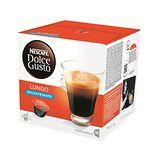 雀巢 低咖啡因美式濃黑咖啡膠囊(Lungo Decaffeinato)(16顆/盒)