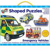 英國GALT造型拼圖-緊急車輛