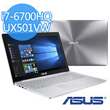 ASUS 華碩 UX501VW 15.6吋 i7-6700HQ 4K畫質 256G SSD GTX960 4G獨顯 W10效能筆電
