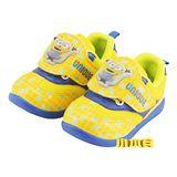 【MODAbobo】迪士尼Disney 小中童段 小小兵電燈休閒鞋-黃 D6S9-J53097