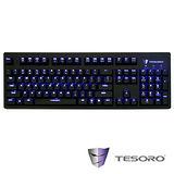 TESORO鐵修羅 神劍Excalibur 機械式鍵盤(紅軸-英文版)