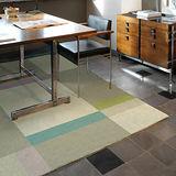范登伯格 卡莫 方塊簡潔俐落幾何流行元素視覺特色進口地毯-80x150cm