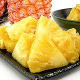 【果之家】嚴選金鑽鳳梨5台斤(約2-3顆)