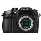 Panasonic Lumix DMC-GH4單機身*(中文平輸)-送64G+副廠電池+相機包+拭鏡筆+強力大吹球+細毛刷+拭鏡布+清潔組+硬式保護貼
