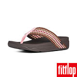 FitFlop™-(女款)SURFA™ CHECK-火鶴紅