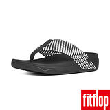 FitFlop™-(女款)SURFA™ CHECK-黑色