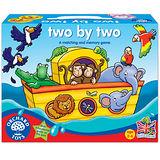 【英國Orchard Toys】桌遊-諾亞方舟