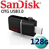 SanDisk 128GB 130MB/s Ultra Dual OTG USB3.0 隨身碟