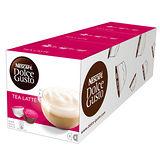 雀巢咖啡-紅茶拿鐵膠囊 (一組3盒)