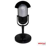 威聚 WEICHU《桌上型高感度大型軟管麥克風》MIC-509 (超值三入組)