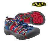 KEEN 織帶涼鞋Newport H2 1014249《童款》/ 城市綠洲
