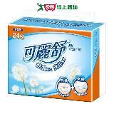 可麗舒柔韌抽取式衛生紙100抽*24(包)