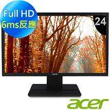 ACER V246HL 24型雙介面高動態對比液晶螢幕