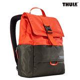 Thule 都樂 Daypack 23L多功能13吋電腦雙肩後背包 TDSB-113橙綠雙色