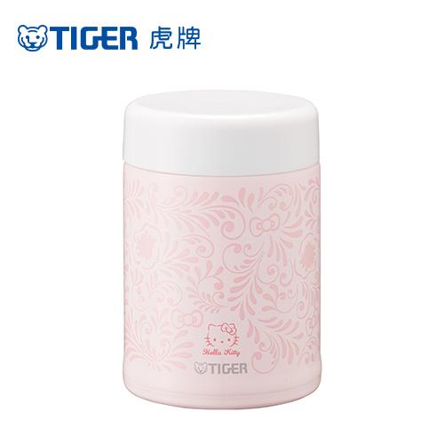 (TIGER虎牌)Hello Kitty 250cc輕量款保溫保冷食物罐(MCA-S025-P)