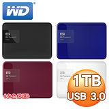 WD 威騰 New My Passport Ultra 1TB 2.5吋 USB3.0 外接式硬碟《多色任選》