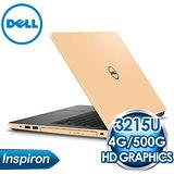 DELL Inspiron 14UR-3106GTW 14吋 筆記型電腦《金色》
