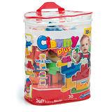 《Clemmy軟質積木》新30PCS 幼兒軟質袋裝積木
