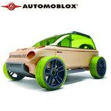 Automoblox德國原木變形車Mini-X9X