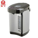 【晶工牌】5.0L電動給水熱水瓶 JK-8650