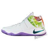 NIKE (大童) 耐吉 KYRIE 2 BG 籃球鞋 復活節 白-826673105