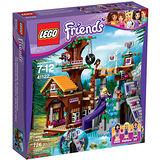 LEGO《 LT41122 》 Friends 姊妹淘系列 - 冒險營樹屋