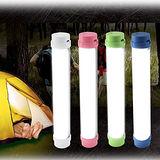 鋁質手持式磁吸露營燈 充電式 5段燈光變化