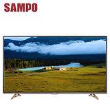 [促銷]SAMPO聲寶 50吋 4K UHD Smart LED液晶顯示器+視訊盒(EM-50JT16D)