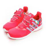 Adidas(女)慢跑鞋-粉紅 紫-AQ4851