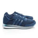 Adidas(男)慢跑鞋-藍-AQ4963