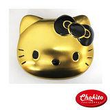 巧趣多 Hello Kitty 黃金限量款美國海鹽巧克力 60g