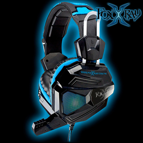 FOXXRAY風暴響狐USB電競耳機麥克風(FXR-SAU-01)