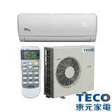 TECO東元 13-15坪 一對一變頻分離式冷氣 MS-HM72IC/MA-HM72IC