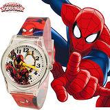 【Marvel】卡通錶(大)---蜘蛛人休閒兒童錶MS41062