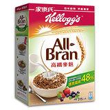 ★超值2件組★家樂氏高纖麥麩早餐穀物315g