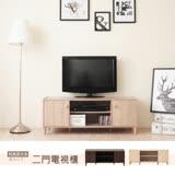 【Hopma】和風原木系二門電視櫃