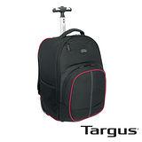 Targus Compact 16吋拉桿後背包 (黑 / 紅 )