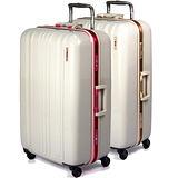 MOM 日本品牌 - 28吋MOM日本彩框行李箱RU-6008-28二色可選