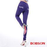 BOBSON 女款膠原蛋白彩色小直筒褲(8119-01)