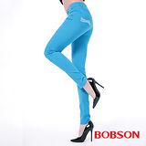 BOBSON 女款膠原蛋白彩色小直筒褲(8118-01)