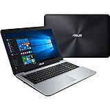 ASUS X555LJ Win10 15.6吋 I5-5200U 4G記憶體 500G硬碟 NV 920 2G獨顯(灰) 超值效能筆電