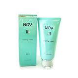 【NOV娜芙】泡沫洗面乳Ⅲ 120g 隨機贈妝品體驗包2包