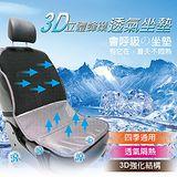 【安伯特】3D立體專利蜂巢散熱坐墊 台灣製造 高透氣 可清洗