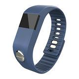 GOLIFE CARE ONE智慧健康手環-藍