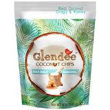 Glendee椰子脆片40g焦糖
